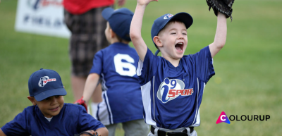 Custom Baseball Uniforms for Kids