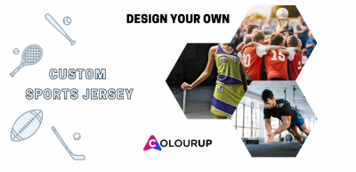 4 Factors To Consider When Customizing Sports Jerseys