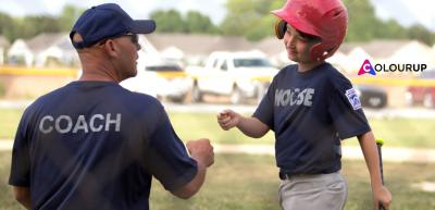 Custom Team Uniform for Coaches