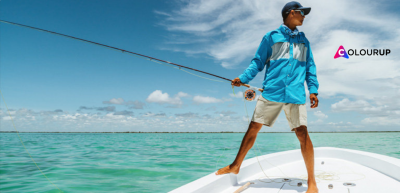 Gear up for Fishing with Colourup Customizable Apparels for Men & Women